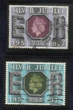 Buy GREAT BRITAIN - 1977 QEII SILVER JUBILEE