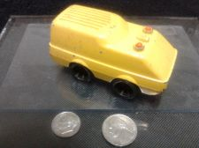 Buy Vintage 1979 Mattel Solid Heavy Diecast Yellow Emergency Vehicle