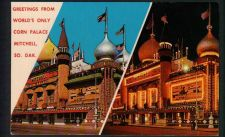 Buy Greetings from World's Only Corn Palace, Mitchell, South Dakota