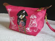 Buy Marc by Marc Jacobs - Miss Marc Nylon Wristlet Clutch or Cosmetic Case Bag