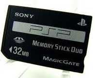 Buy SONY PSP 32 MB PRO DUO MEMORY CARD