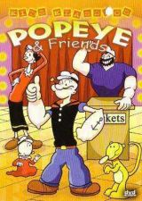 Buy POPEYE AND FRIENDS (NEW DVD)