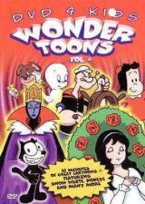 Buy WONDER TOONS VOLUME 4 CARTOONS (NEW DVD)