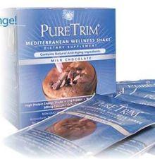 Buy PureTrim Wellness Shakes - Chocolate - 1 Box