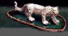 Buy BENGAL TIGER (DIAMOND CUT PEWTER)