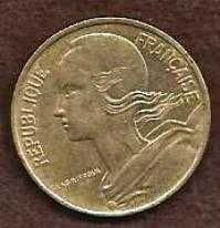Buy France 10 Centimes 1977 FRENCH REPUBLIQUE FRANCAISE