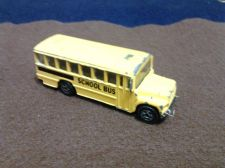 Buy Hot Wheels School bus @1988 (23 years ago)