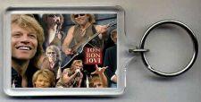 Buy Bon Jovi Keyring