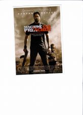 Buy MACHINE GUN PREACHER MOVIE CARD