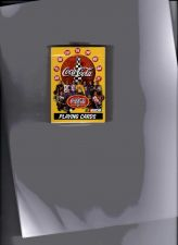 Buy COCA - COLA NASCAR PLAYING CARDS