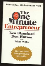 Buy The One Minute Entrepreneur