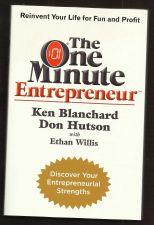Buy The One Minute Entrepreneur