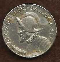 Buy Panama 1/4 Balboa 1966Coin