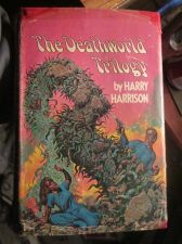 Buy The Deathworld Trilogy by Harry Harrison Hardbound Book with Dustjacket used