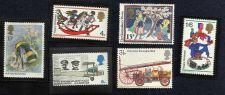 Buy Great Britain set of 6 stamps unused