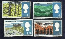 Buy Great Britain 1966 Landscapes