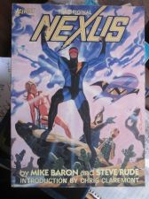 Buy Nexus Graphic Novel -- First comics