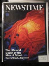 Buy NEWSTIME Death of Superman Special 1993 1st print Fine/VF