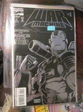 Buy Nine (9) High Grade War Machine Comic Books IRON MAN!!! Marvel Comics