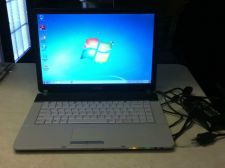 "Buy Sony VAIO VGN-FS810 15.4"", Windows 7, Intel 1.50 GHz, 80 GB HDD, 2 GB RAM"