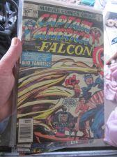 Buy Captain America and Falcon #209 Marvel Comics