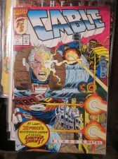 Buy Cable #1 (of 2) Mini Series 1st one 1992 Marvel Comics X-men related ROMITA Jr.