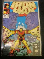 Buy Iron Man #273 Marvel Comics VF/NM range 1991 -- 1st print
