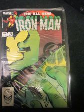 Buy Iron Man #179 Marvel Comics VF/NM+ range 1983 -- 1st print