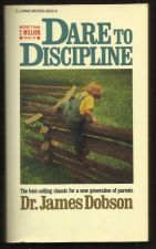 "Buy ""Dare to Discipline"" by Dr. James Dobson"