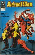 Buy Animal Man Number 7 January 1989