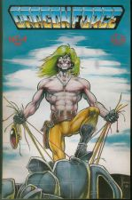 Buy DragonForce Comic Aircel Publishing Number 2 1988