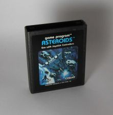 Buy Atari 2600 Asteroids Game From 1981 - Atari