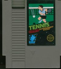 Buy Tennis Original Nintendo Game (NES) 8 bit