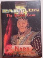 Buy Babylon 5: The Board Game - Narn 2259 Edition Starter