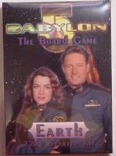 Buy Babylon 5: The Board Game - Earth 2259 Edition Starter