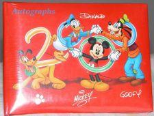 Buy Walt Disney World Autograph Book - 2000 - Sealed