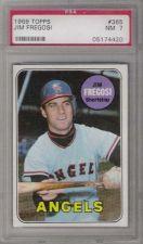 Buy 1969 Topps Baseball #365 Jim Fregosi PSA NM 7 California Angels