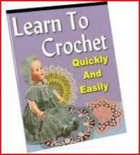 Buy Learn To Crochet & Irish Crochet PDF E Books Digital Delivery