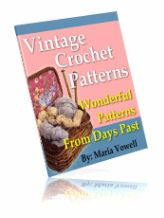 Buy Great E Book Of Vintage Crochet PDF Pattern Digital Delivery