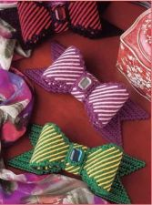 Buy Hair Bows & Toppers Plastic Canvas PDF Pattern Digital Delivery
