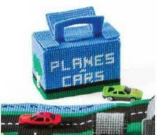 Buy Boys Fold Race Track Play Set Plastic Canvas PDF Pattern Digital Delivery