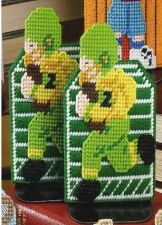 Buy Football Book End Plastic Canvas PDF Pattern Digital Delivery