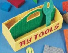 Buy Toddler My 1st Tool Set Plastic Canvas PDF Pattern Digital Delivery