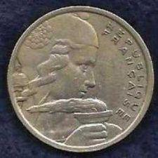 Buy 1957 REPUBLIQUE FRANCAISE 100 FRANCS Liberty Head