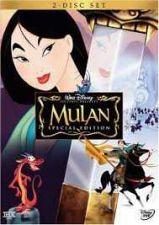 Buy Mulan Movie DVD