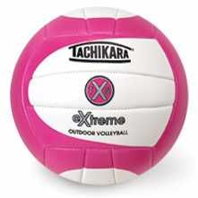 Buy TACHIKARA TX5 EXTREME VOLLEYBALL OUTDOOR HOT PINK NEW