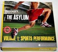 Buy Insanity Asylum: Volume 1 Fitness DVD