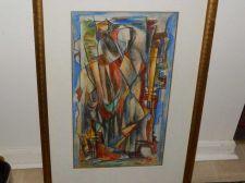 Buy Boris Deutsch 1892-1978 Listed California Artist