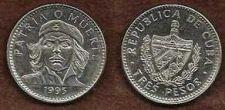 Buy 1995 CUBA 3 PESOS CHE GUEVARA COIN