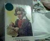Buy 2009 Topps Allen and Ginter #83 - Ludwig van Beethoven